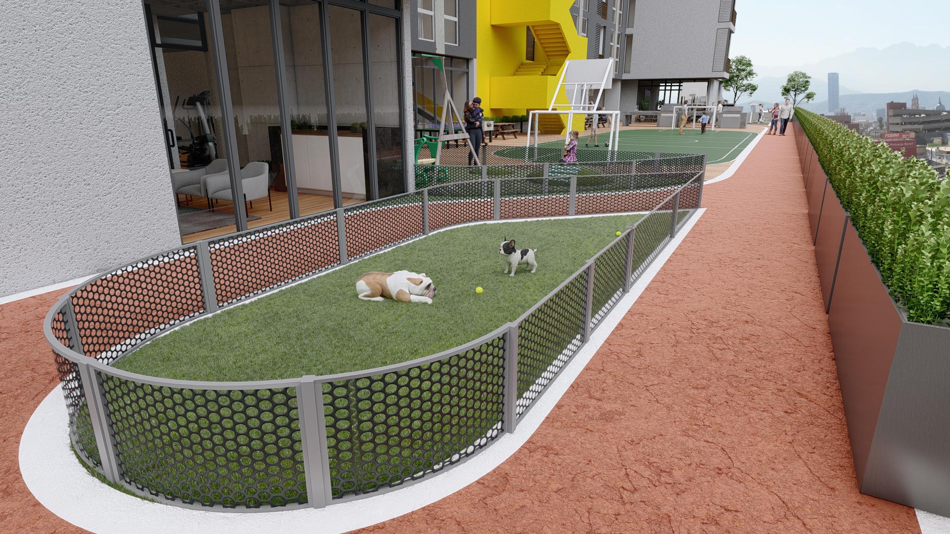 pet park-arena calzada town